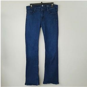 🔆7 For All Mankind 7FAM Flynt Boot Cut Jeans